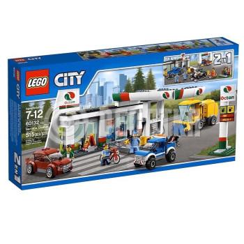 Классический конструктор LEGO City Заправочная станция (60132)