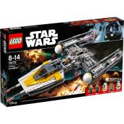 Классический конструктор LEGO Star Wars Звёздный истребитель типа Y