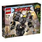 Классический конструктор LEGO Ninjago Землетрусобот