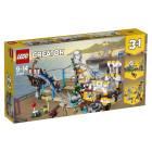 Классический конструктор LEGO Аттракцион Пиратские горки