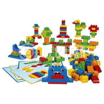 Классический конструктор LEGO EDUCATION Duplo Brick Set (45019)