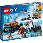 Классический конструктор LEGO City Arctic Expedition Передвижная арктическая база