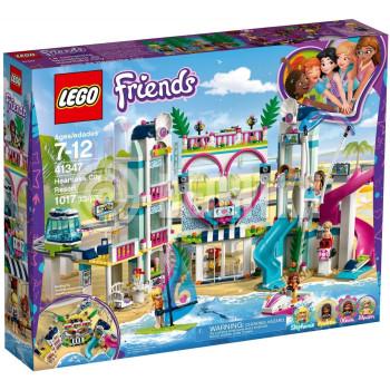 Классический конструктор LEGO Friends Курорт Хартлейк-Сити (41347)