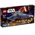 Классический конструктор LEGO Star Wars Истребитель X-Wing Сопротивления