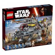 Классический конструктор LEGO Star Wars Шагоход AT-TE Капитана Рекса