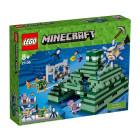 Классический конструктор LEGO MINECRAFT Подводный храм