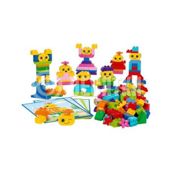 Классический конструктор LEGO EDUCATION Build Me Emotions (45018)