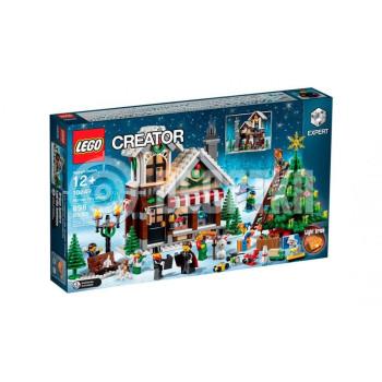 Классический конструктор LEGO Creator Зимний магазин игрушек (10249)