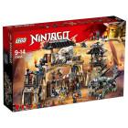 Классический конструктор LEGO NINJAGO Пещера драконов