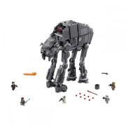 Классический конструктор LEGO Star Wars Тяжелый штурмовой шагоход Первого Ордена