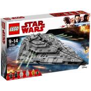 Классический конструктор LEGO Star Wars Звездный Истребитель Першого ордена