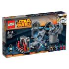 Пластиковый конструктор LEGO Star Wars Звезда Смерти – Последняя схватка