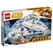 Классический конструктор LEGO Star Wars Millennium Falcon