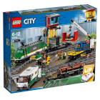 Классический конструктор LEGO City Грузовой поезд