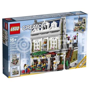Классический конструктор LEGO Creator Парижский ресторан (10243)