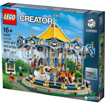 Классический конструктор LEGO Creator Карусель (10257)