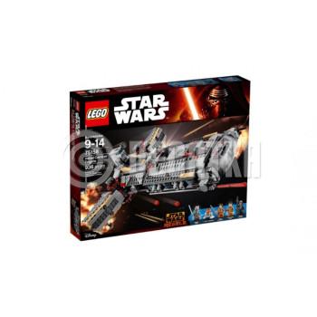 Классический конструктор LEGO Star War Боевой фрегат повстанцев (75158)