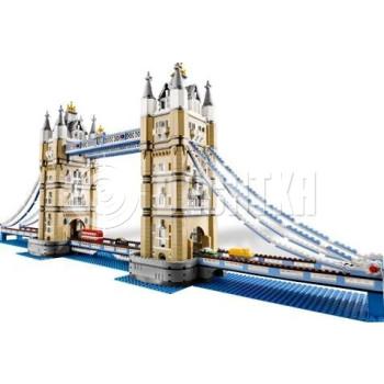 Классический конструктор LEGO Exclusive Тауэрский мост 10214
