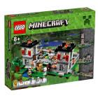 Классический конструктор LEGO Minecraft Крепость