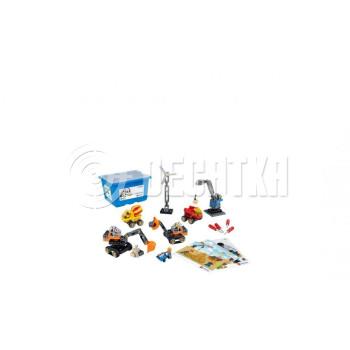 Классический конструктор LEGO Строительные машины (45002)