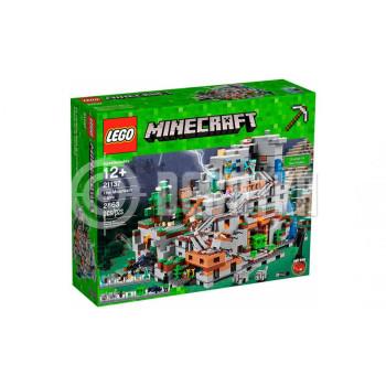 Классический конструктор LEGO Minecraft Горная пещера (21137)