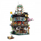 Классический конструктор LEGO NINJAGO Movie Ниндзяго Сити