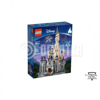 Классический конструктор LEGO Замок Дисней (71040)