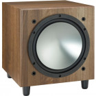 Cабвуфер активный Monitor Audio BRONZE W10 Walnut