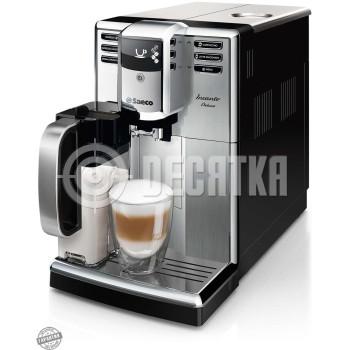 Кофемашина автоматическая Saeco Incanto Deluxe (HD8921/09)