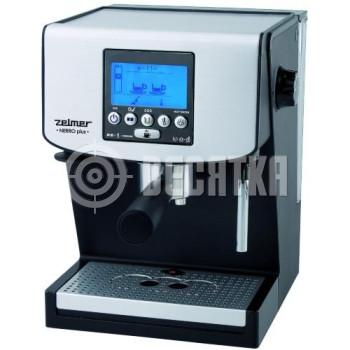 Рожковая кофеварка эспрессо Zelmer 13Z016