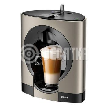 Капсульная кофеварка эспрессо Krups KP110T Dolce Gusto Oblo