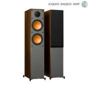 Фронтальные акустические колонки Monitor Audio Monitor 200 Walnut Vinyl