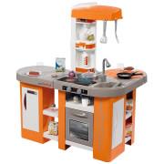 Детская кухня Smoby Tefal French Touch Bubble XXL со эффектом кипения Оранжевая