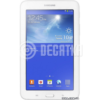 Планшет Samsung Galaxy Tab 3 Lite 7.0 8GB White (SM-T110NDWASEK)