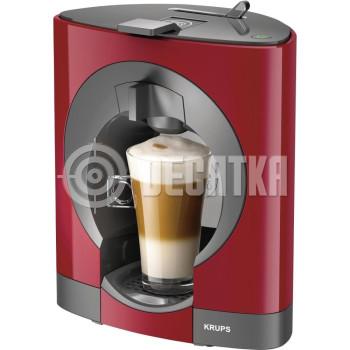 Капсульная кофеварка эспрессо Krups Nescafe Dolce Gusto Oblo KP 1105