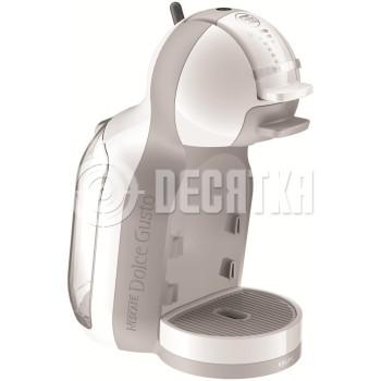 Капсульная кофеварка эспрессо Krups KP 1201 Dolce Gusto Mini Me White