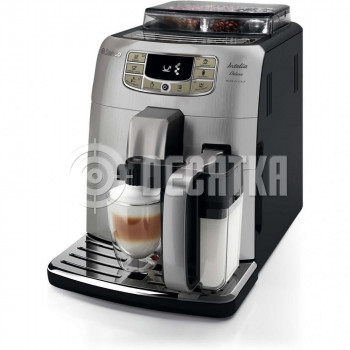 Кофемашина автоматическая Saeco Intelia Deluxe (HD8906/01)
