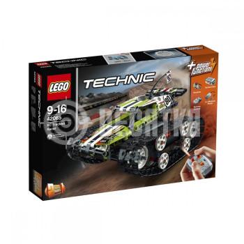Пластиковый конструктор LEGO TECHNIC Скоростной вездеход с ДУ (42065)