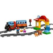 Пластмассовый конструктор LEGO Duplo Мой первый поезд