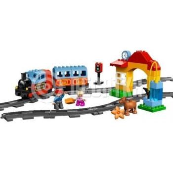 Пластмассовый конструктор LEGO Duplo Мой первый поезд (10507)
