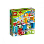 Пластиковый конструктор LEGO Duplo Семейный дом