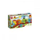 Пластиковый конструктор LEGO Duplo Поезд Считай и играй