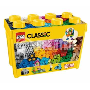 Пластиковый конструктор LEGO Classic Коробка кубиков для творческого конструирования (10698)