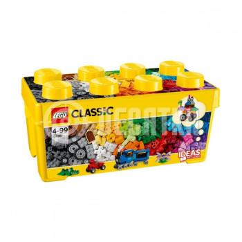Пластиковый конструктор LEGO Classic Коробка кубиков для творческого конструирования (10696)