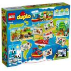 Пластиковый конструктор LEGO Duplo Вокруг света
