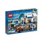 Пластиковый конструктор LEGO City Мобильный командный центр