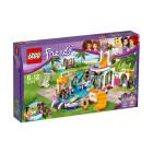 Пластиковый конструктор LEGO Friends Летний бассейн