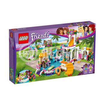 Пластиковый конструктор LEGO Friends Летний бассейн (41313)