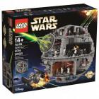 Пластмассовый конструктор LEGO Star Wars Death Star