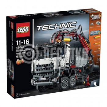 Авто-конструктор LEGO Technic Mercedes-Benz Arocs 3245 (42043)